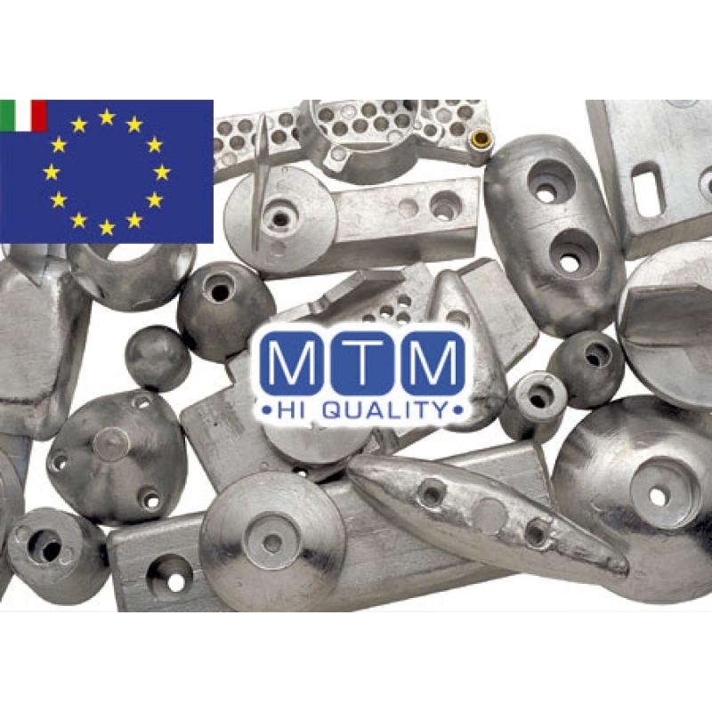 Anodo Motores Yamaha 6E8-45251-02