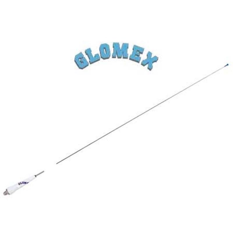 Inox Vhf antenna Glomex ra106 - rib