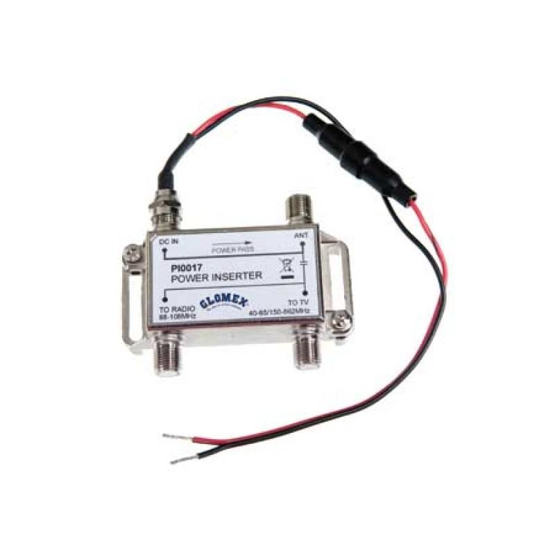 Omnidirectional TV-Radio-FM Glomex Avior antenna