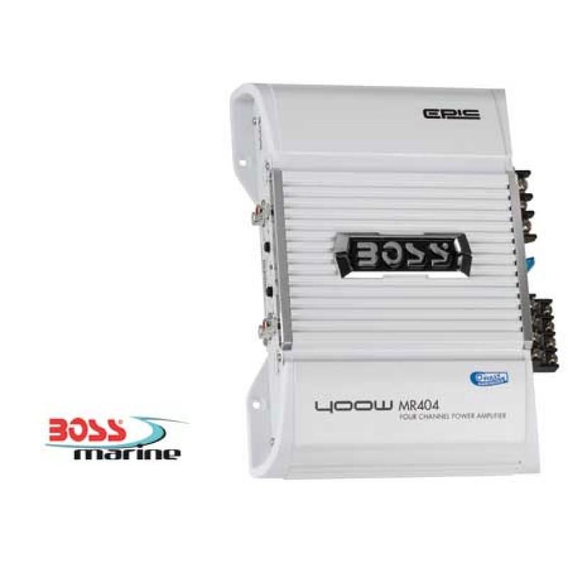 Amplifier Boss Marine Mr404