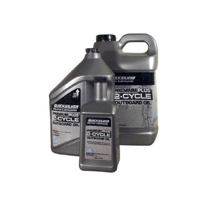 Aceite Quicksilver Mezcla 2 Tiempos Tcw3 Plus 1lt