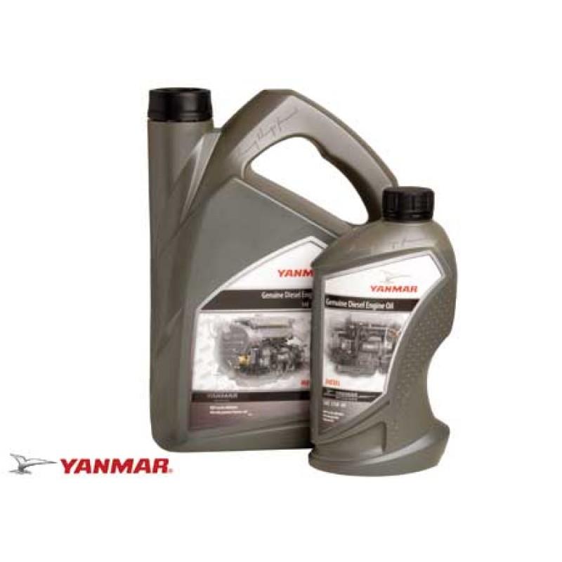 Aceite Yanmar Premium Diesel SAE 15W40 1LT