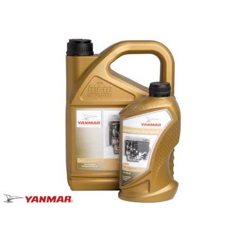 YANMAR SAE OW40 1LT Diesel Synthetic Oil