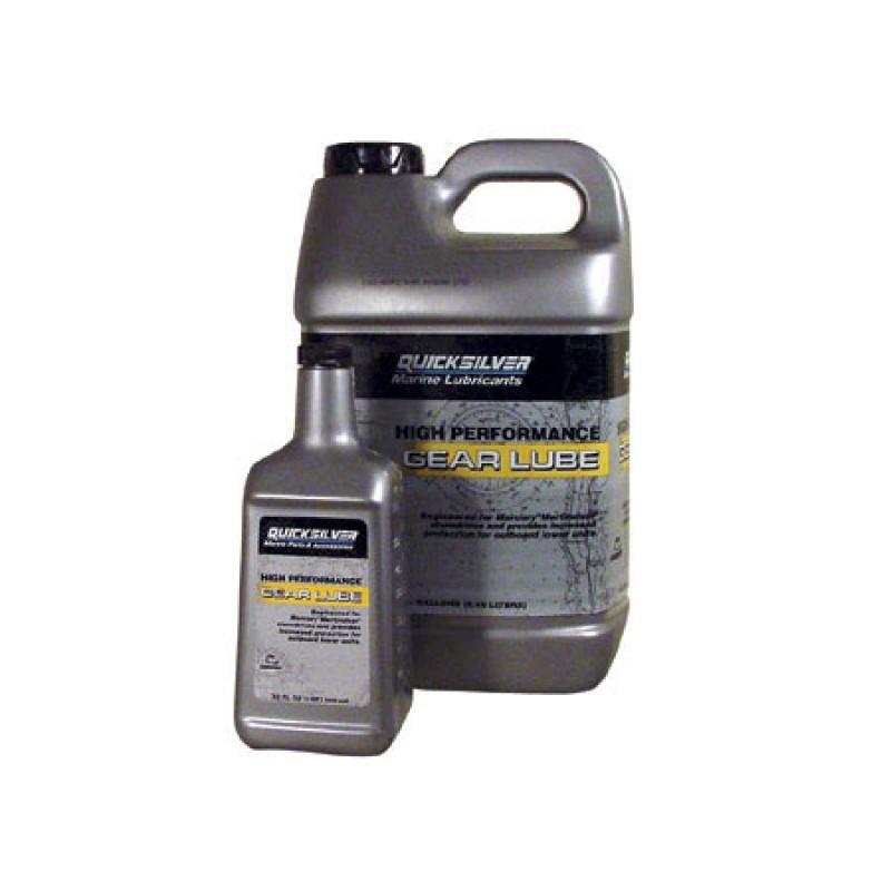 Lubricante Quicksilver Colas Sterndrive Qs Gear Lube Hp 1lt