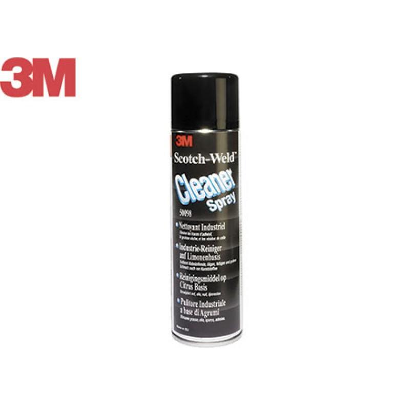 Limpiador de Adhesivos en Spray 3m 500ml