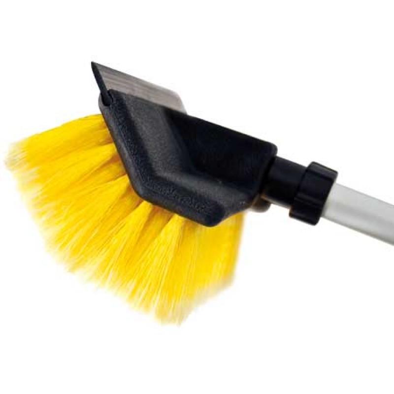 Cepillo de Limpieza suave con Mango telescopico 100/180cm