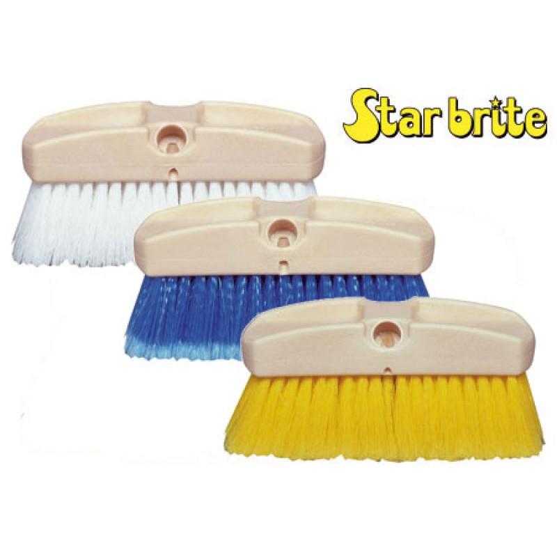 Cepillo amarillo Star Brite Suave