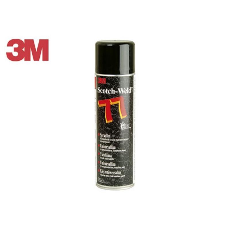 Adhesivo en Spray 3m 77 500ml