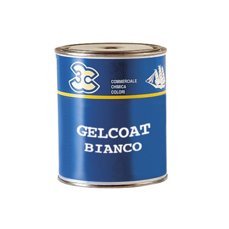 White Gelcoat Paint 1kg