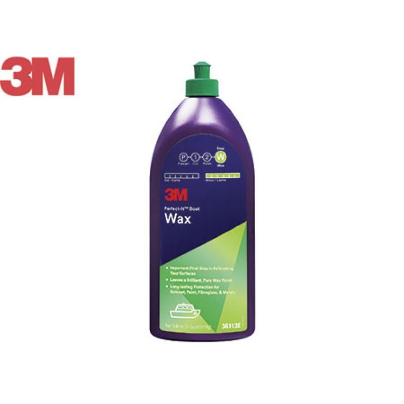 Wax Shiny 3m Boat Wax Perfect-it 1lt