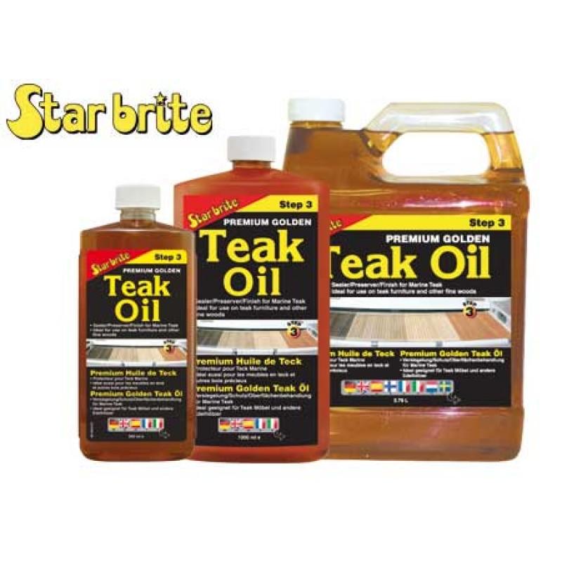 Aceite de Teka Startbrite GOLD 3,8 LT