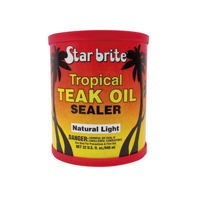 Aceite de teca Starbrite Tropical 500 ml