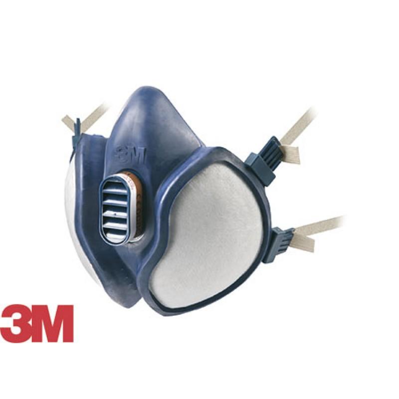 3m 4000 gas mask ffa1p2