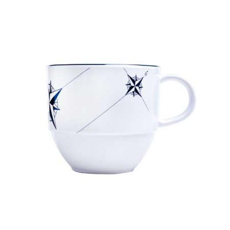 6pz Northwind MB teacup set