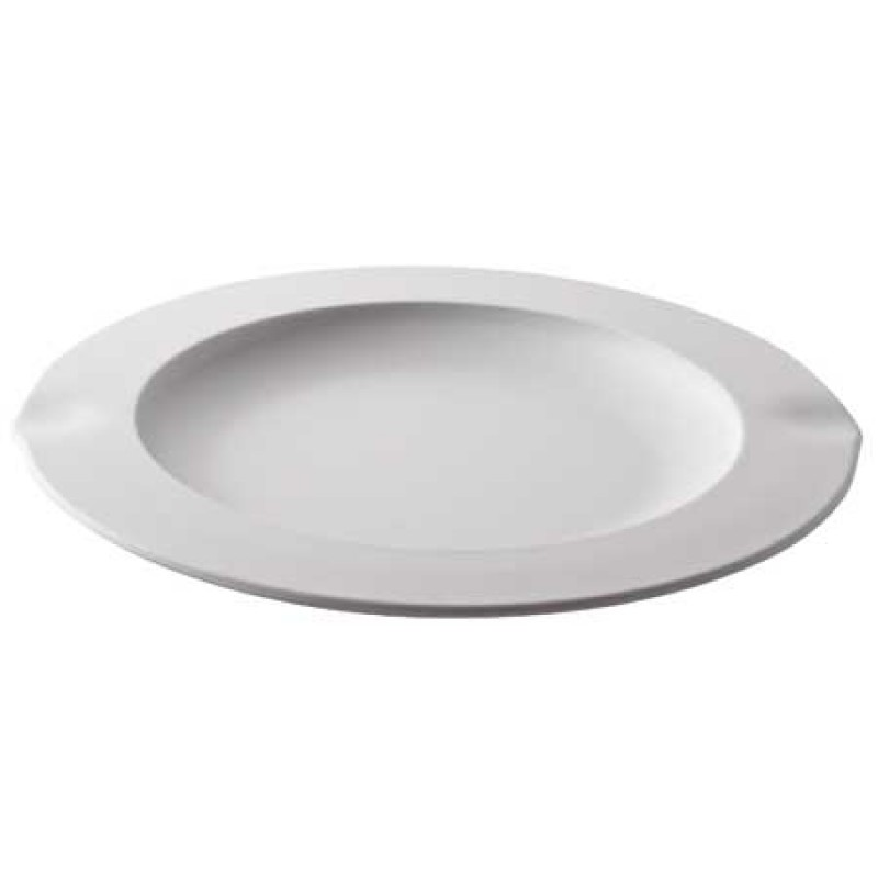 Set 2 pcs Melamine Dinner Plates 277mm