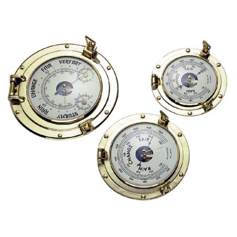 Reloj de Laton en Ojo de Buey D180