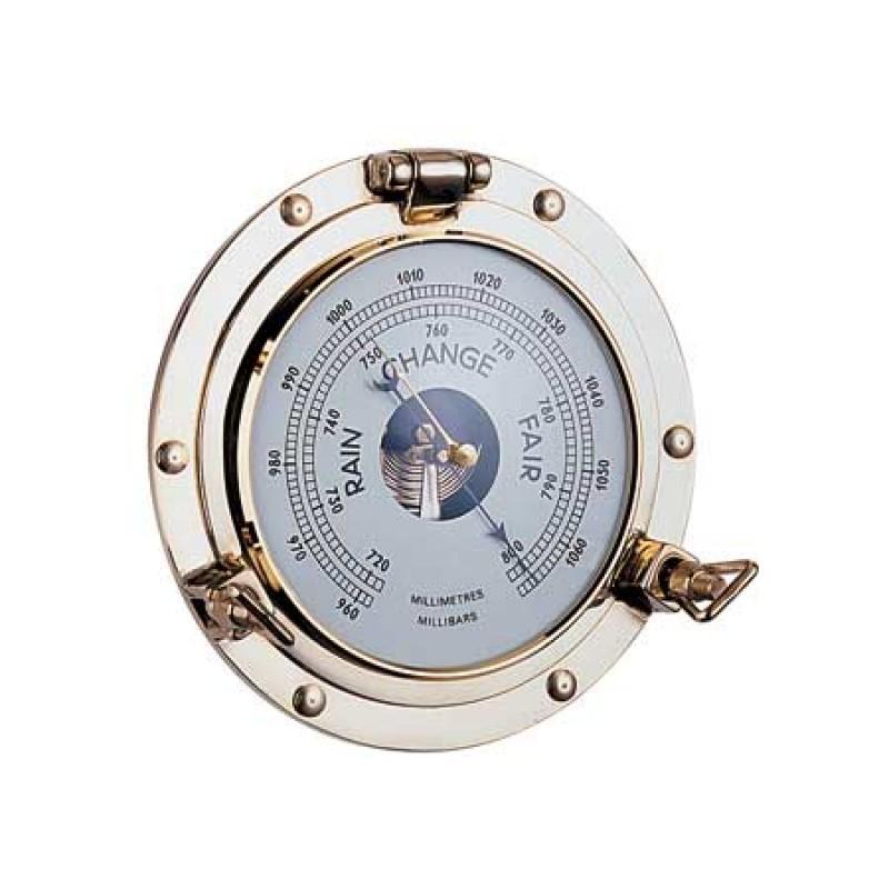 Reloj ojo de buey bronce 260mm