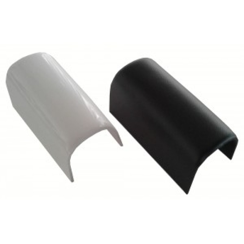 Black Cover Joint for Rubber Fender Profile H37