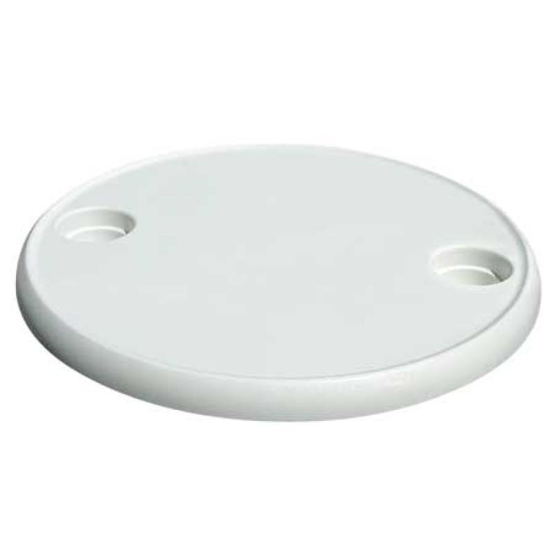 Mesa redonda blanca 60cm